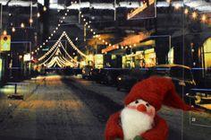 Luukku 17: On museon joulukalenterilla kokoa, sen kaikki luukut voi jo aukoa, ei meinannut tonttu tätä uskoa.
