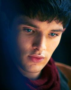 Colin Morgan as Merlin- love him! still crying about the end of the show!