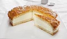 This cake is my father& favorite German cake. When I do the child . - This cake is my father& favorite German cake. When I do, it rejoices like children. And he ea - Cakes To Make, How To Make Cake, Baking Recipes, Cake Recipes, Dessert Recipes, Bienenstich Cake, Tolle Desserts, Russian Dishes, Oktoberfest Food