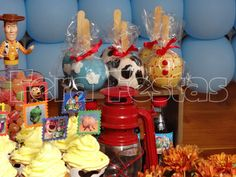 Toy Story Birthday Party Ideas | Photo 9 of 15 | Catch My Party