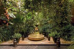 Serge Lutens Garden in Marrakesh/ Foto Patrice Nagel