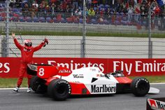Niki Lauda Austria 2015