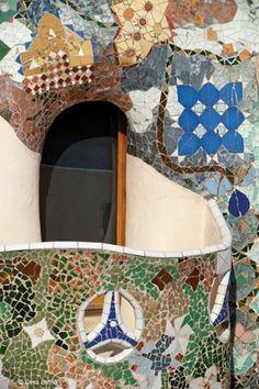 Casa Batllo. Barcelona Spain. 1904-6. Antoni Gaudi.