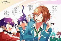 Akatsuki, Comedy Anime, Star Wars, Ensemble Stars, All Anime, My King, Game Character, Funny Cute, Idol