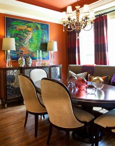 Dining Room by Gary Riggs Home