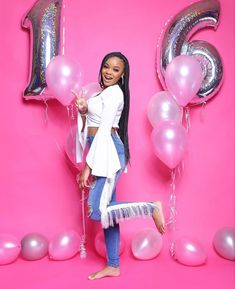 16th Birthday Outfit, Cute Birthday Outfits, Birthday Goals, Birthday Fashion, Sweet 16 Birthday, Birthday Ideas, Glam Photoshoot, Photoshoot Themes, Cute Birthday Pictures