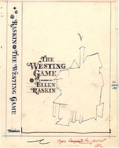 Worksheet The Westing Game Worksheets study guides the ojays and flower on pinterest interesting information about ellen raskins manuscript of westing game including audio files her