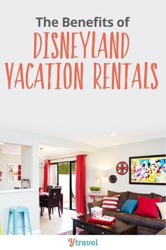 The benefits of Disneyland vacation rentals. We loved staying in an apartment near Disneyland in Anaheim. It saved us loads of money was convenient and comfortable and was great to have a space to relax away from the crowds after long days at Disney and Disneyland Resort Hotel, Disneyland Vacation, Disneyland Tips, Disney Vacations, Disney Trips, Vacation Destinations, Vacation Rentals, Vacation Ideas, Disney Travel