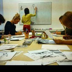 #fashion_illustration #sewing_school_garsser