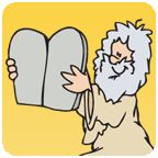 Moses (Puzzles and Colouring) - Kids Korner - BibleWise