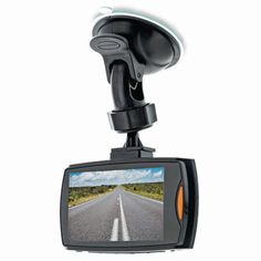 Record your car travels in a remarkably detailed image quality with this Nedis Full HD dash cam. This in-car video camera also packs some additional features. Dashcam, Car Videos, Video Camera, Hd 1080p, Night Vision, Usb, Tech, Star, Tecnologia