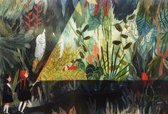 the art room plant