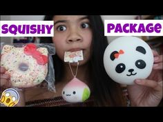 Ooni Land Squishy PACKAGE!! New Squishies | CathyDM - YouTube