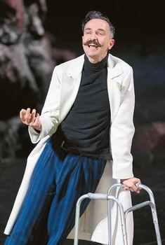 Άρης Σερβετάλης: ο καλύτερος ψυχαναλυτής για εκείνον είναι ο πνευματικός του - Χώρα του Αχωρήτου