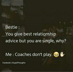 Yuh… Coaches don't play ! Crazy Girl Quotes, Funny Girl Quotes, Girly Quotes, True Quotes, Sass Quotes, Girly Attitude Quotes, Positive Attitude, Mood Quotes, Qoutes