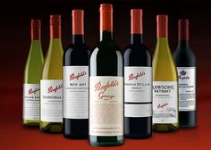 Penfolds...great producer in Australia....particularly enjoy the Cab