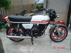1978 YAMAHA RD250E