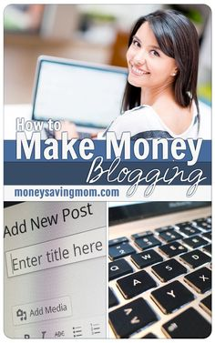 Want to making money blogging? This is a FANTASTIC & comprehensive post to walk you through how to set up your blog and how to successfully make money from it. Written by professional blogger, Crystal Paine from MoneySavingMom.com, this post provides tips, tricks, tools, and technique to help you successfully launch your blog!