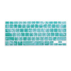 Case Star ® Feather Series High Quality Silicone Keyboard Cover Skin for MacBook 13-Inch Unibody / Macbook Pro 13, 15, 17-Inch and Apple Wireless Keyboard (Aqua Blue with White Feather) Case Star http://www.amazon.com/dp/B00L5ZP3VU/ref=cm_sw_r_pi_dp_zQ3Fwb0KS8E7C