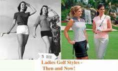 Golf Fashions!
