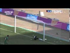 SAD! Amazing Score In China U-20  Soccer Game,   Amazing Own Goal