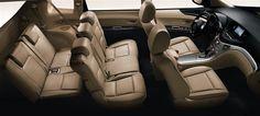 Subaru Tribeca SUV Interior