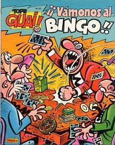 ¡¡Vamonos al bingo!!