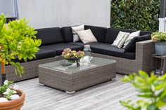 Explore Brad Thom's photos on Flickr. Brad Thom has uploaded 1349 photos to Flickr. Outdoor Sectional, Sectional Sofa, Balconies, Outdoor Furniture, Outdoor Decor, Porches, Outdoor Living, Explore, Home Decor