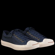 Jack Purcell's in Navy Oxford