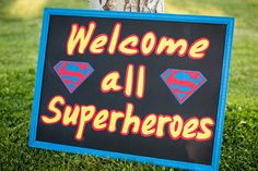 Superman Theme Party | More Than A PartyMore Than A Party