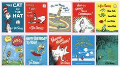 Dr. Seuss free printable