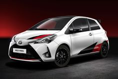 #Toyota's high-performance Yaris has been confirmed for a Geneva debut, and will be called the #YarisGRMN! http://www.autoexpress.co.uk/toyota/yaris/97360/new-toyota-yaris-grmn-hot-hatch-set-for-geneva