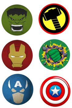 make your own superhero symbol daisy Hulk Birthday Parties, Superhero Birthday Party, 4th Birthday, Avenger Party, Hulk Party, Avengers Birthday, Fathers Day Crafts, Party Themes, Spiderman