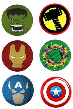 Toppers Os Vingadores
