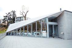 【東京:六本木】21_21 DESIGN SIGHT 出自一個世界知名但未曾上過建築課的拳擊手-安藤忠雄