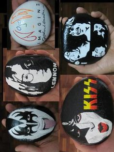 painted rock, stone, piedras pintadas