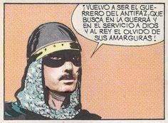 Guerrero Antifaz revisitado