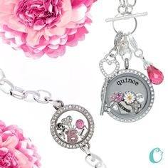 gifts for the woman in your life. Visit my site to see some new #Spanish #charms  www.divinedesign.origamiowl.com/