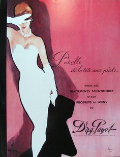 René Gruau en 5 dates clés 4 février 1909 : naissance à Rimini 1924 : rencontre avec la rédactrice en chef du magazine de mode ital...