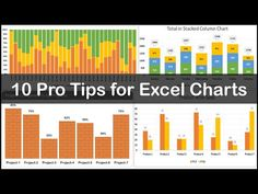 10 Pro Tips for Excel Charts - YouTube