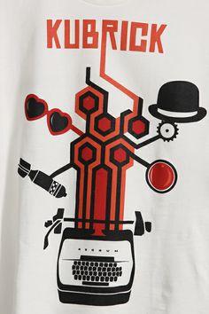 Camiseta Stanley Kubrick                                                                                                                                                                                 More