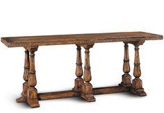 LIVORNO SOFA TABLE Custom Furniture, Luxury Furniture, Furniture Design, Traditional Console Tables, Sofa Tables, Sideboard, Consoles, Entryway Tables, Stool
