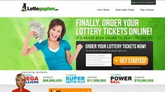 Buy Powerball Online Lottery Tickets Allow good luck a shot, play the lotto to beat the game.
