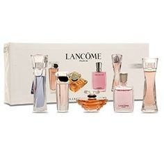 Awesome Lancome La Collections de Parfums Five Piece Mini Gift Set for Women