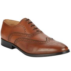 http://bit.ly/1THorQJ Ben Sherman Henry Leather Wingtip Brogues from ELITIFY