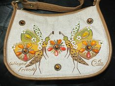 Winged friends butterflies, Enid Collins