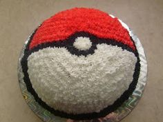 Pokeball cake and more Pokemon ideas