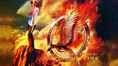 I, catching fire...