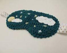 Bildresultat för sleeping mask crochet