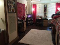 Knapp Dorm Room Texas Tech